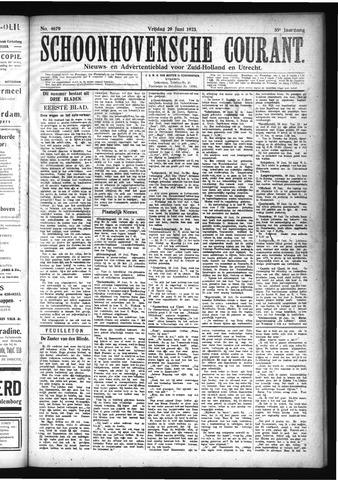 Schoonhovensche Courant 1923-06-29