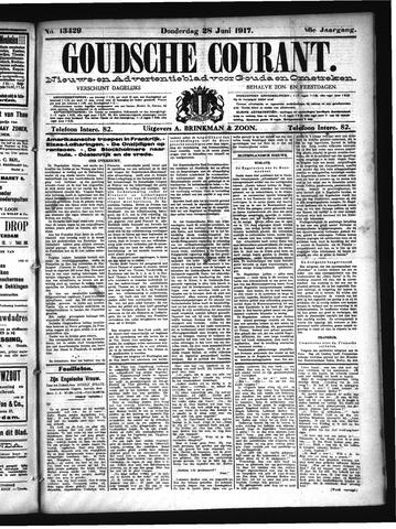 Goudsche Courant 1917-06-28