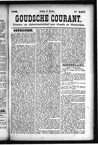 Goudsche Courant 1886-10-17