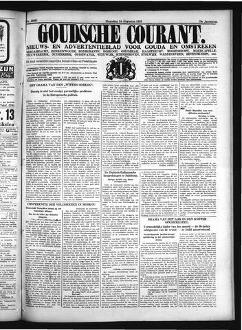 Goudsche Courant 1939-08-14