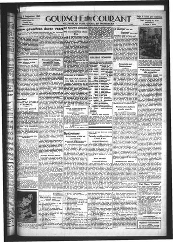 Goudsche Courant 1943-09-03