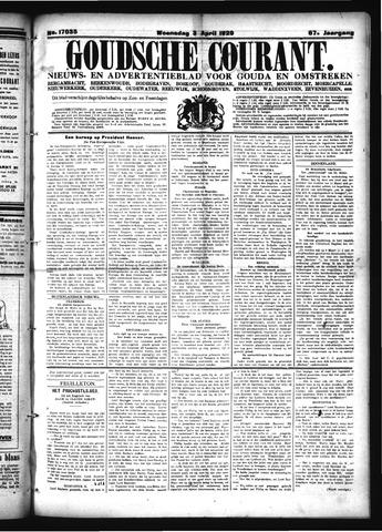 Goudsche Courant 1929-04-03