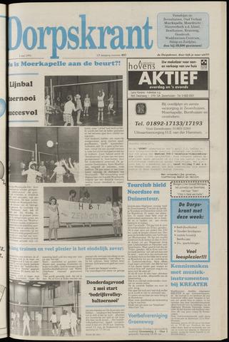 Dorpskrant 1991-05-01
