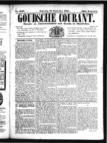 Goudsche Courant 1905-09-30
