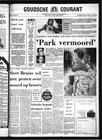 Goudsche Courant 1979-10-29