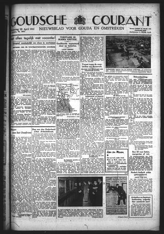 Goudsche Courant 1942-04-29