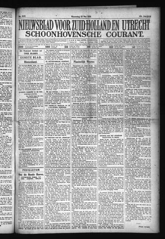 Schoonhovensche Courant 1928-05-23