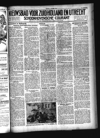 Schoonhovensche Courant 1942-10-09