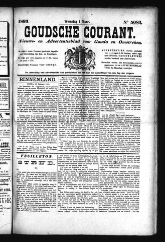 Goudsche Courant 1893-03-01
