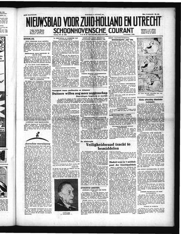 Schoonhovensche Courant 1951-10-03