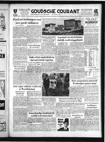 Goudsche Courant 1960-06-09