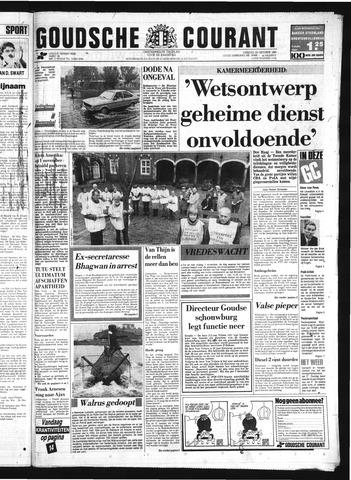 Goudsche Courant 1985-10-29