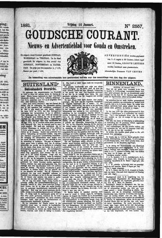 Goudsche Courant 1881-01-14