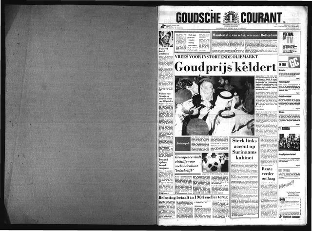 Goudsche Courant 1983-03-01