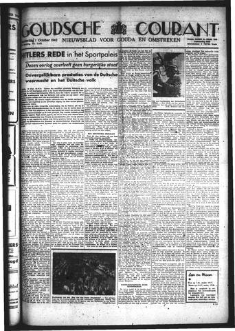Goudsche Courant 1942-10-01