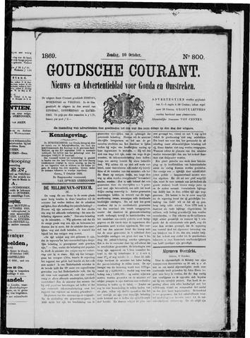 Goudsche Courant 1869-10-10