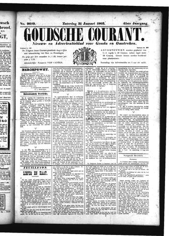 Goudsche Courant 1903-01-31