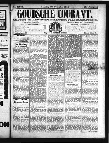 Goudsche Courant 1914-12-28