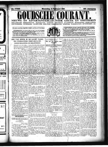 Goudsche Courant 1931-02-02