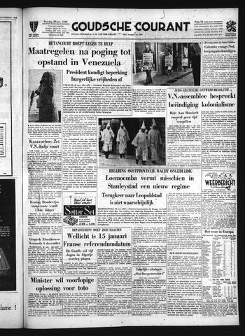 Goudsche Courant 1960-11-29