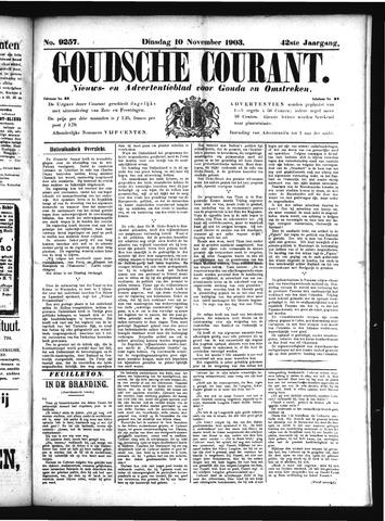 Goudsche Courant 1903-11-10