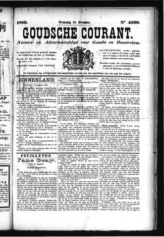 Goudsche Courant 1889-12-18
