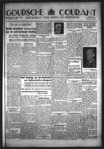 Goudsche Courant 1941-04-03
