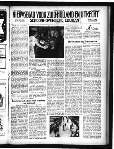 Schoonhovensche Courant 1950-06-07