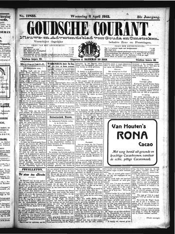 Goudsche Courant 1912-04-03