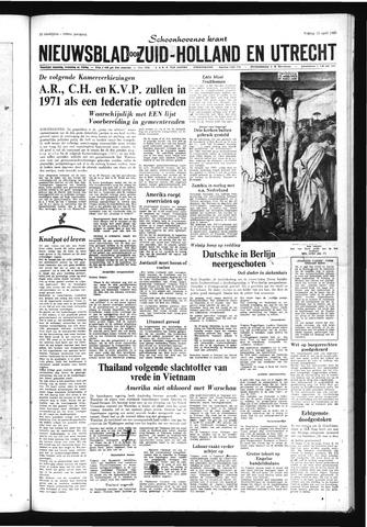 Schoonhovensche Courant 1968-04-12