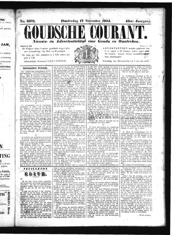 Goudsche Courant 1904-11-17