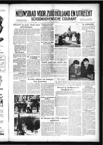 Schoonhovensche Courant 1958-04-14