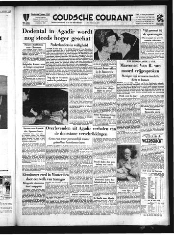 Goudsche Courant 1960-03-03