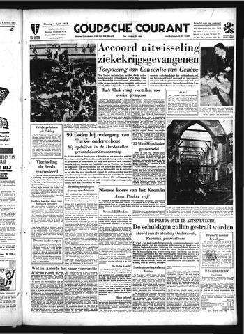 Goudsche Courant 1953-04-07