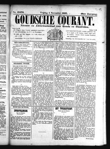 Goudsche Courant 1907-11-01