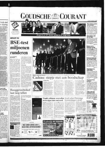Goudsche Courant 2000-11-21