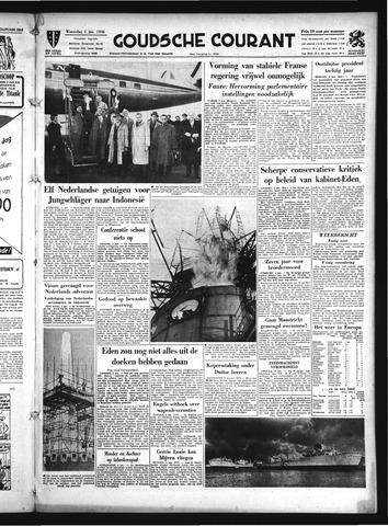 Goudsche Courant 1956-01-04