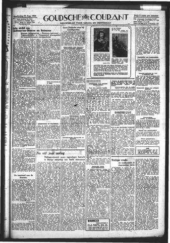 Goudsche Courant 1944-08-31