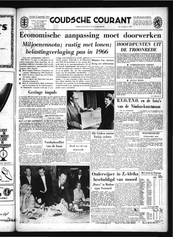 Goudsche Courant 1964-09-15