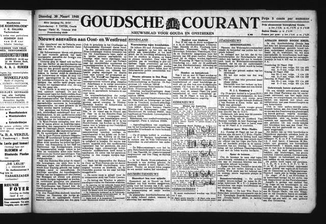 Goudsche Courant 1945-03-20