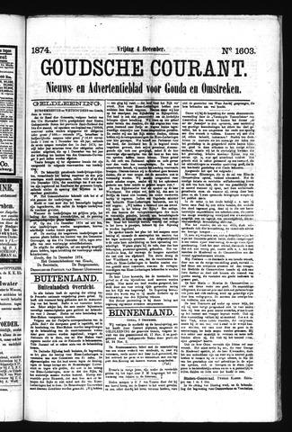 Goudsche Courant 1874-12-04