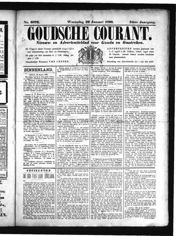 Goudsche Courant 1896-01-29