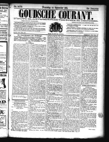 Goudsche Courant 1921-09-14