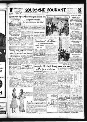 Goudsche Courant 1957-04-11