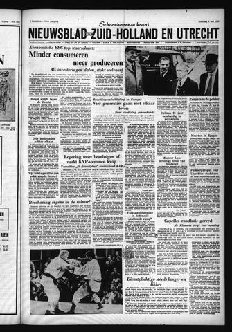 Schoonhovensche Courant 1966-05-09