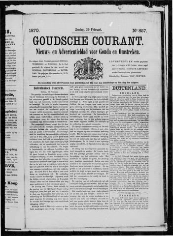 Goudsche Courant 1870-02-20