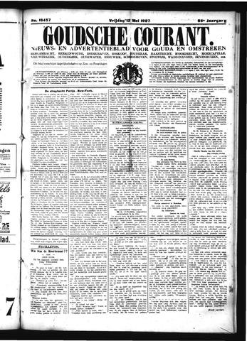 Goudsche Courant 1927-05-13