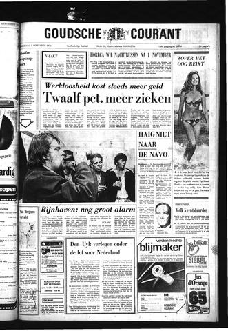 Goudsche Courant 1974-09-05