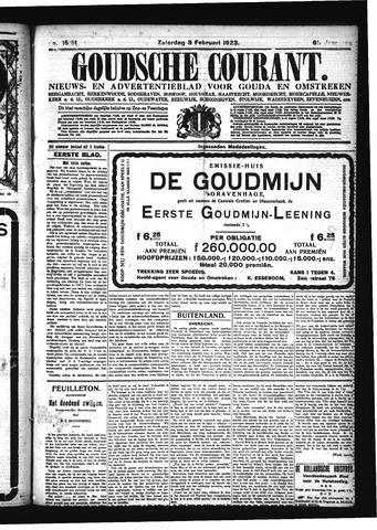 Goudsche Courant 1923-02-03