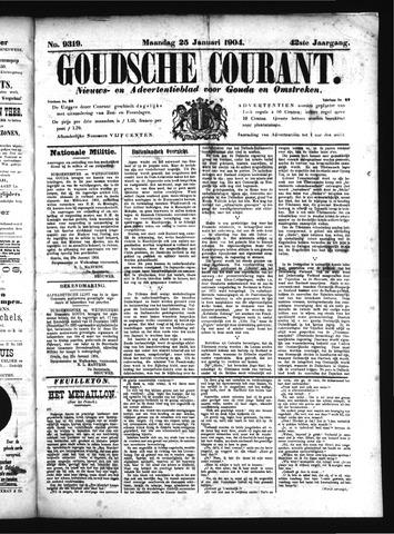 Goudsche Courant 1904-01-25